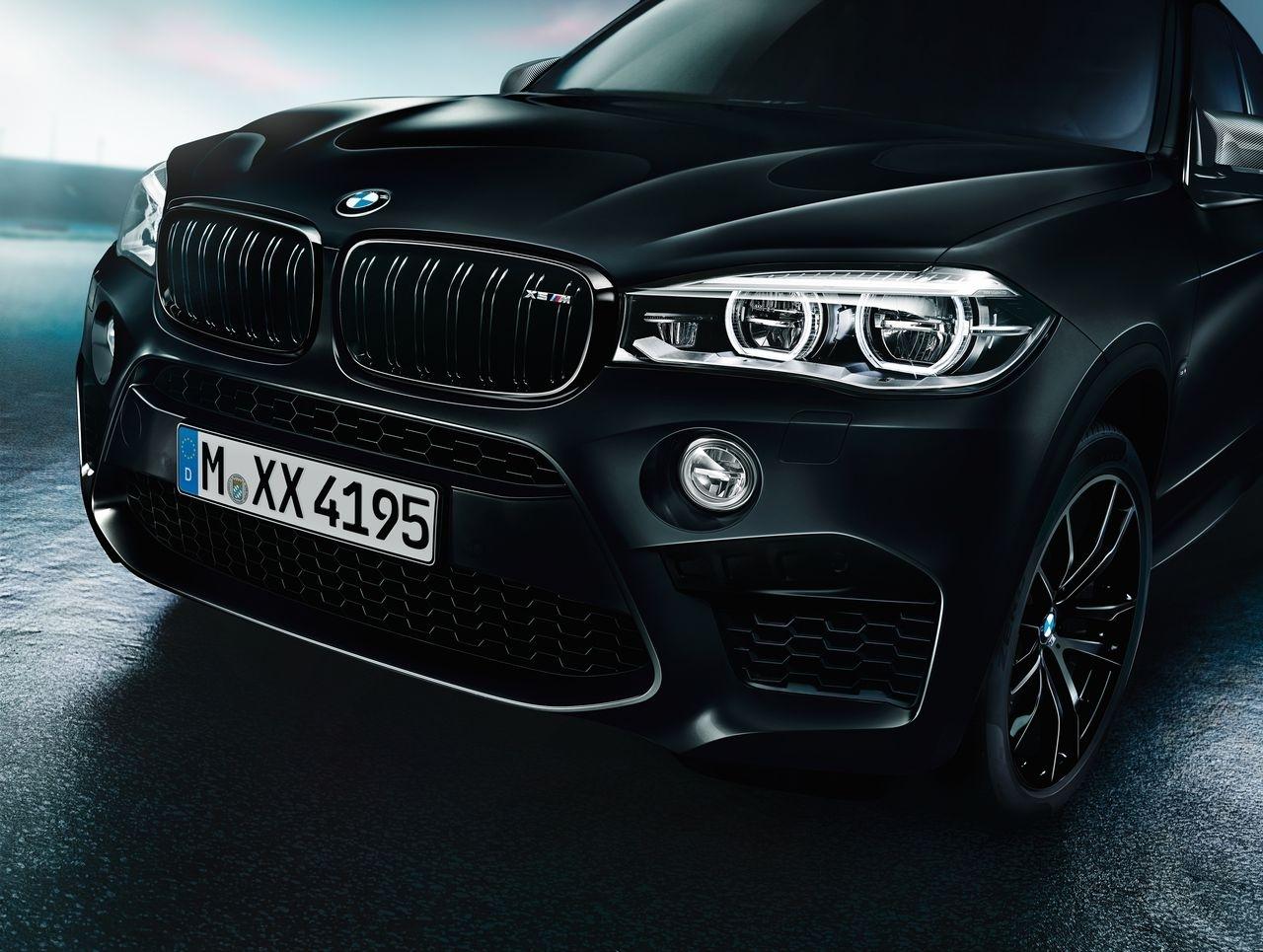 BMW X5M et X6M Black Fire Edition - 07