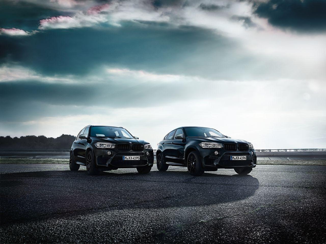 BMW X5M et X6M Black Fire Edition - 09