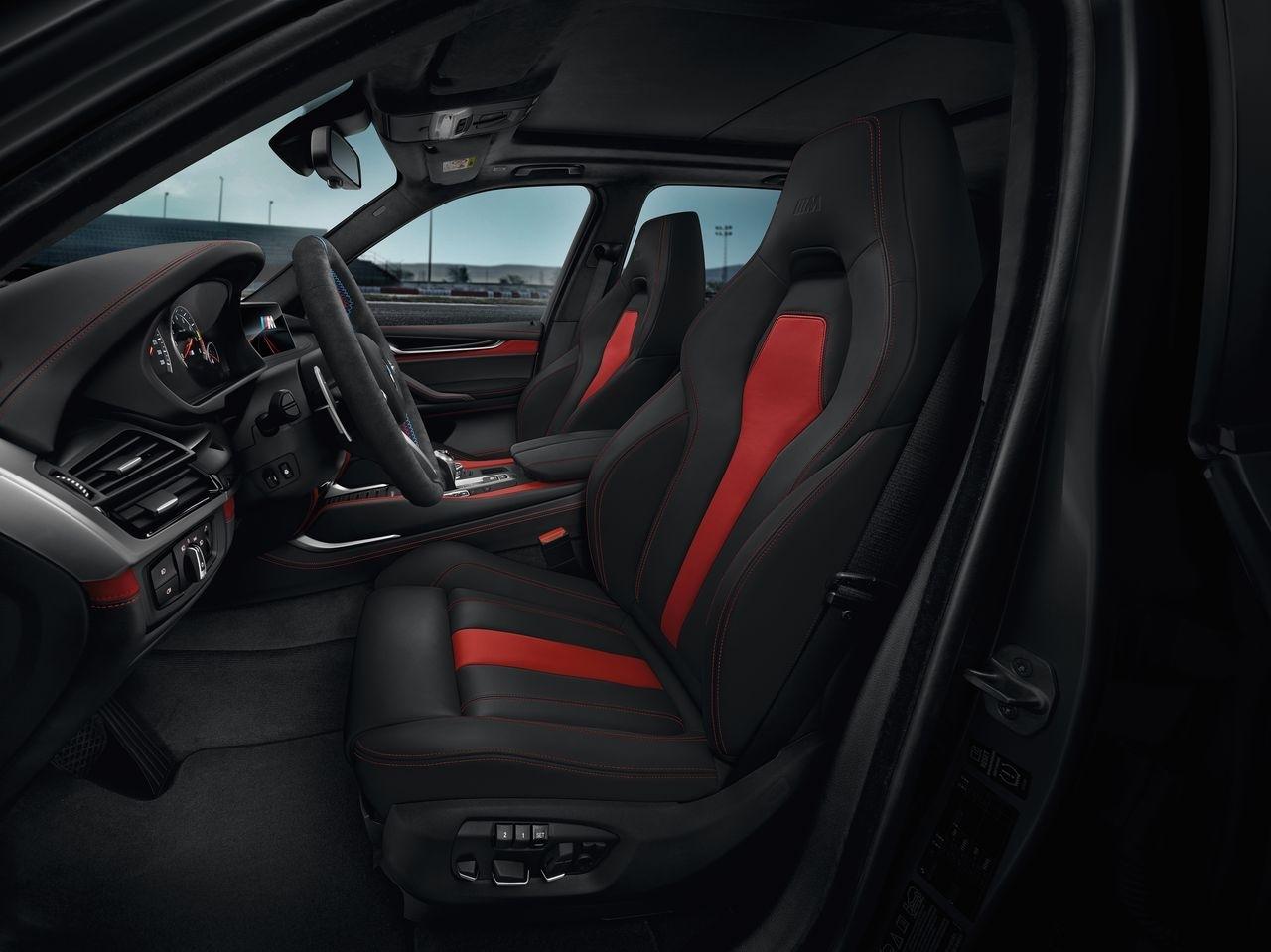 BMW X5M et X6M Black Fire Edition - 04
