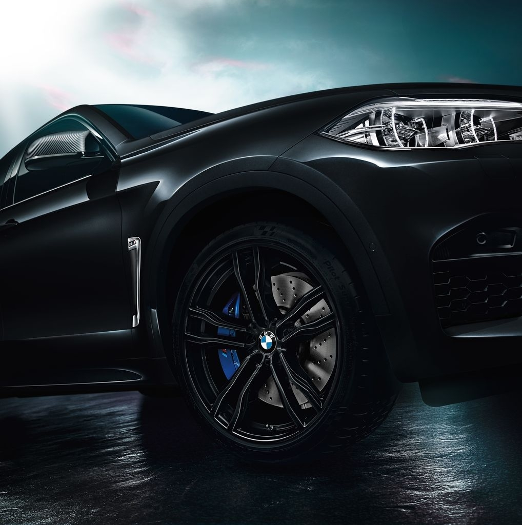 BMW X5M et X6M Black Fire Edition - 05