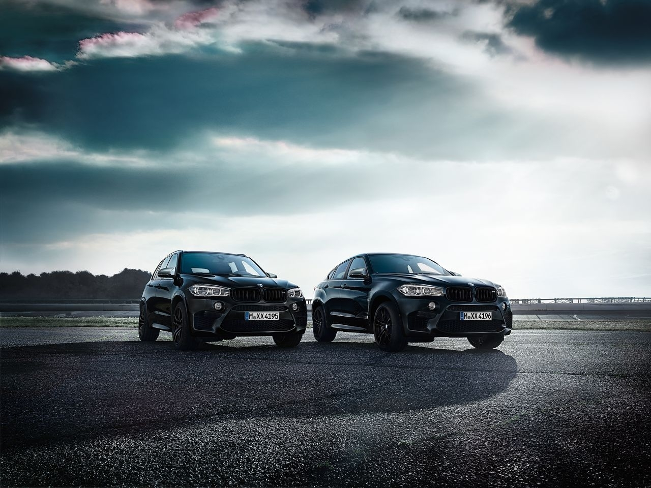 BMW X5M et X6M Black Fire Edition - 09