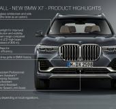BMW X7 2018 - 55
