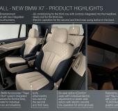 BMW X7 2018 - 58