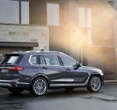 BMW X7 2018 - 19