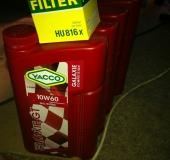 Huile moteur Yaco