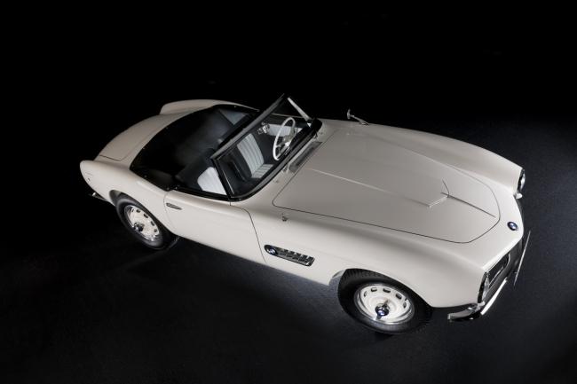 Elvis BMW 507 - Comeback 30