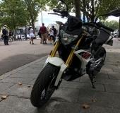 Essai BMW G310R