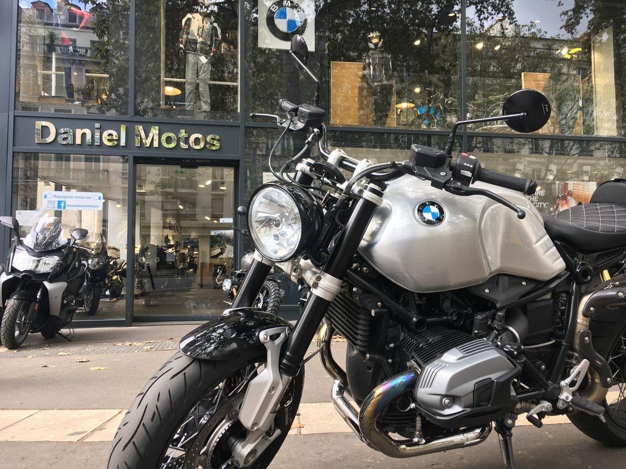 Essai BMW RnineT