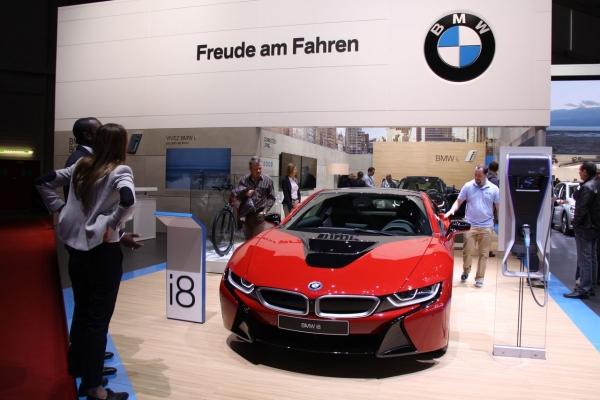 GIMS 2016 - BMW - ACSchnitzer - Alpina - Hamann - 50