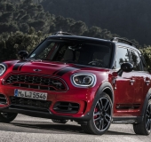 MINI John Cooper Works Countryman 2017