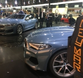 BMW Mondial Automobile Paris 2018 - 011