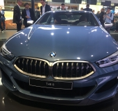 BMW Mondial Automobile Paris 2018 - 012