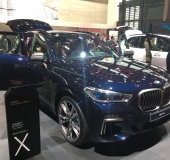BMW Mondial Automobile Paris 2018 - 070
