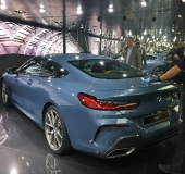 BMW Mondial Automobile Paris 2018 - 016