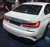 BMW Mondial Automobile Paris 2018 - 033