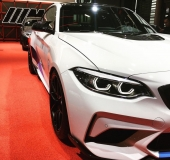 BMW Mondial Automobile Paris 2018 - 052