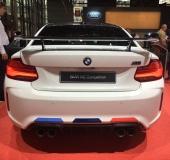 BMW Mondial Automobile Paris 2018 - 079