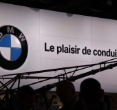 Mondial Automobile Paris 2014 - BMW