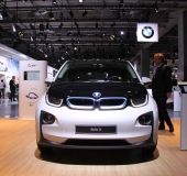 Mondial Automobile Paris 2014 - BMW i3