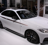Mondial Automobile Paris 2014 - BMW m235i