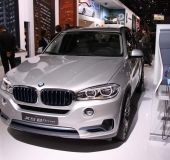 Mondial Automobile Paris 2014 - BMW X5 eDrive