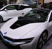 Mondial Automobile Paris 2014 - BMW i8