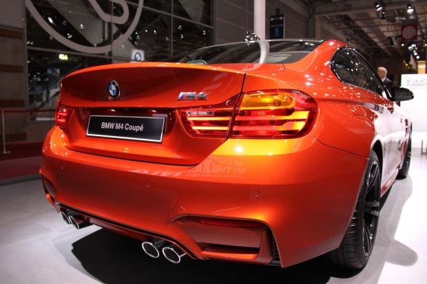 Mondial Automobile Paris 2014 - BMW M4