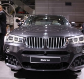 Mondial Automobile Paris 2014 - BMW X4