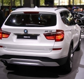 Mondial Automobile Paris 2014 - BMW X3