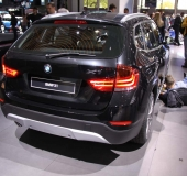 Mondial Automobile Paris 2014 - BMW X1