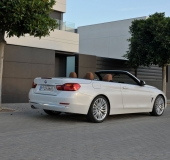 Nouvelle BMW Série 4 Cabriolet
