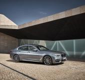 La nouvelle BMW Serie 5 Berline - 2016 - 015