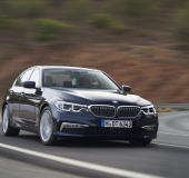 La nouvelle BMW Serie 5 Berline - 2016 - 070