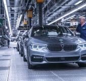 La nouvelle BMW Serie 5 Berline - 2016 - 092