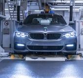 La nouvelle BMW Serie 5 Berline - 2016 - 105