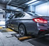 La nouvelle BMW Serie 5 Berline - 2016 - 106
