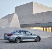 La nouvelle BMW Serie 5 Berline - 2016 - 012
