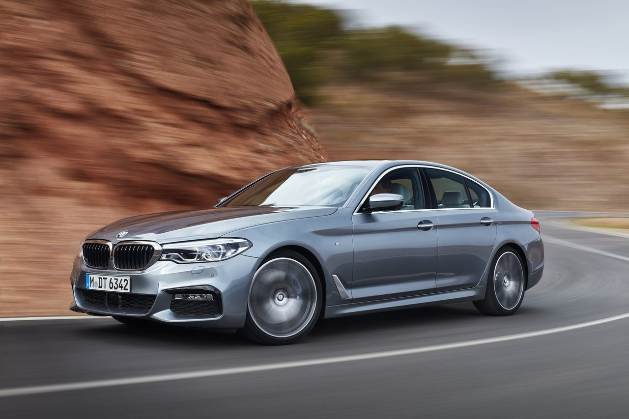 La nouvelle BMW Serie 5 Berline - 2016 - 019