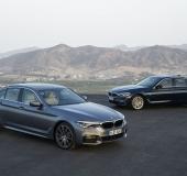 La nouvelle BMW Serie 5 Berline - 2016 - 067