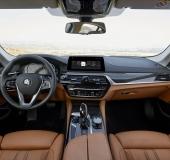 La nouvelle BMW Serie 5 Berline - 2016 - 078