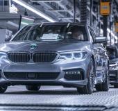 La nouvelle BMW Serie 5 Berline - 2016 - 093