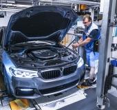 La nouvelle BMW Serie 5 Berline - 2016 - 104