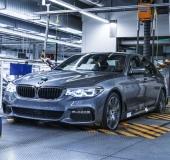 La nouvelle BMW Serie 5 Berline - 2016 - 109