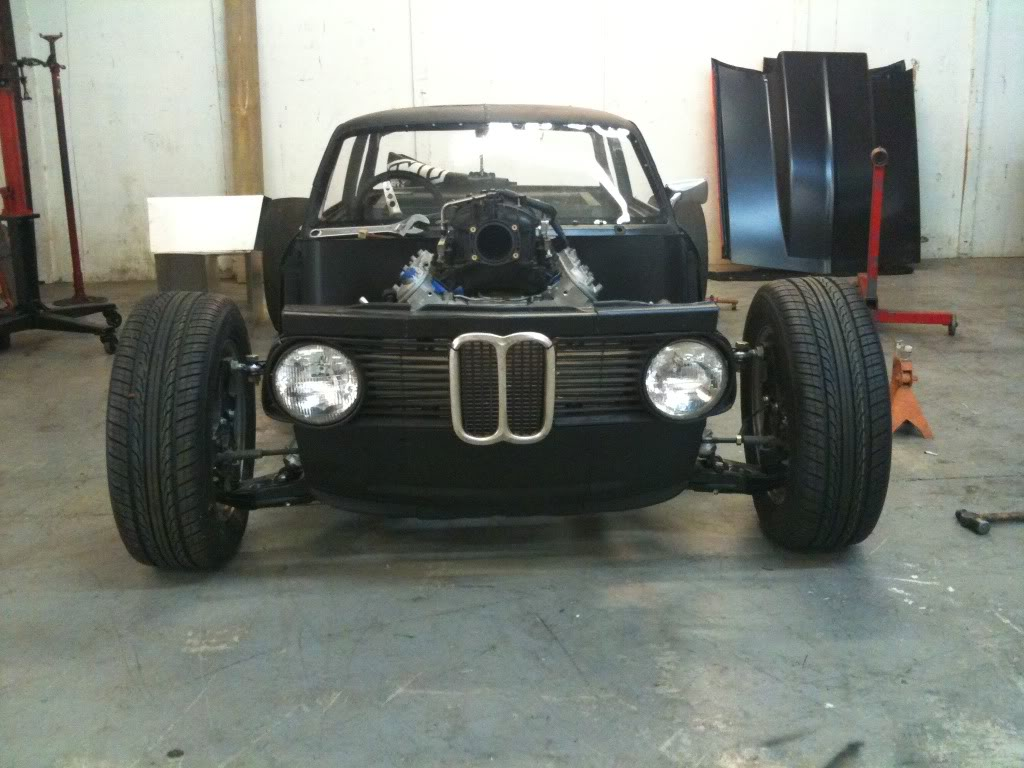 Custom E9 BMW Rat Rod - WIP - DX Custom Model Tuner Shop ...