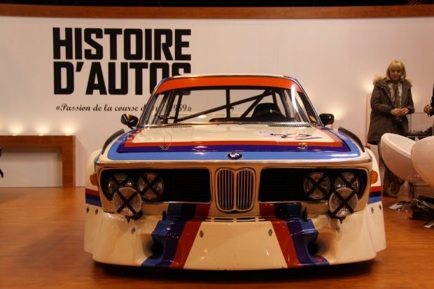 Salon Retromobile 2015