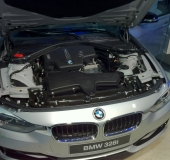 BMW 328i - Le 2.0l turbo