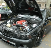 Stage 2 RMS supercharged E39 M5 - 03