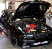 Stage 2 RMS supercharged E39 M5 - 06