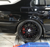 Stage 2 RMS supercharged E39 M5 - 09
