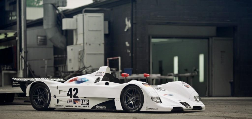 BMW LMP Racecar
